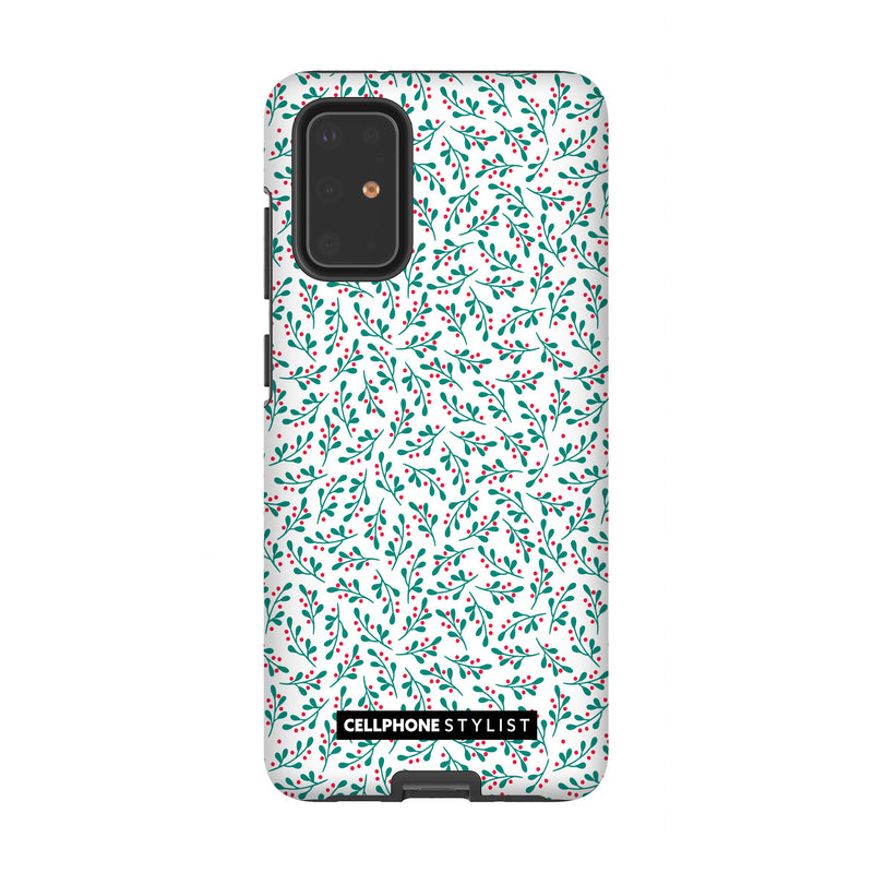 Got Mistletoe? (Galaxy) - Phone Case Galaxy S20 Plus Tough Matte - Cellphone Stylist