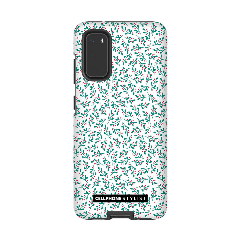 Got Mistletoe? (Galaxy) - Phone Case Galaxy S20 Tough Matte - Cellphone Stylist