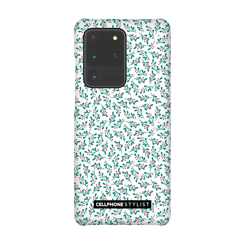 Got Mistletoe? (Galaxy) - Phone Case Galaxy S20 Ultra Snap Matte - Cellphone Stylist