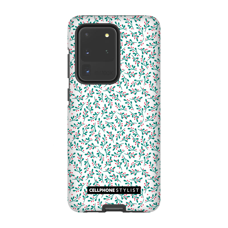 Got Mistletoe? (Galaxy) - Phone Case Galaxy S20 Ultra Tough Gloss - Cellphone Stylist