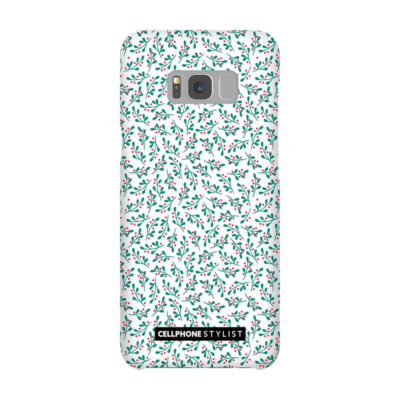 Got Mistletoe? (Galaxy) - Phone Case Galaxy S8 Plus Snap Matte - Cellphone Stylist
