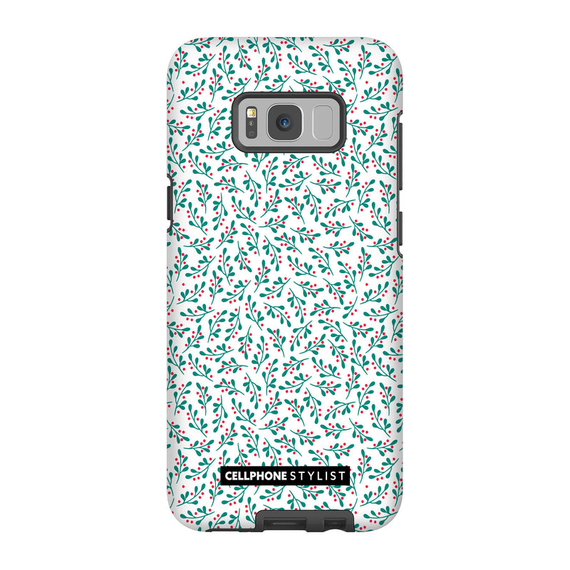 Got Mistletoe? (Galaxy) - Phone Case Galaxy S8 Plus Tough Gloss - Cellphone Stylist