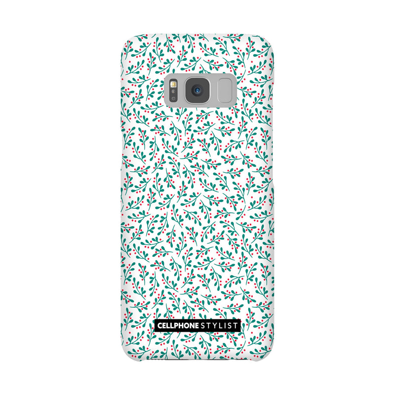 Got Mistletoe? (Galaxy) - Phone Case Galaxy S8 Snap Matte - Cellphone Stylist