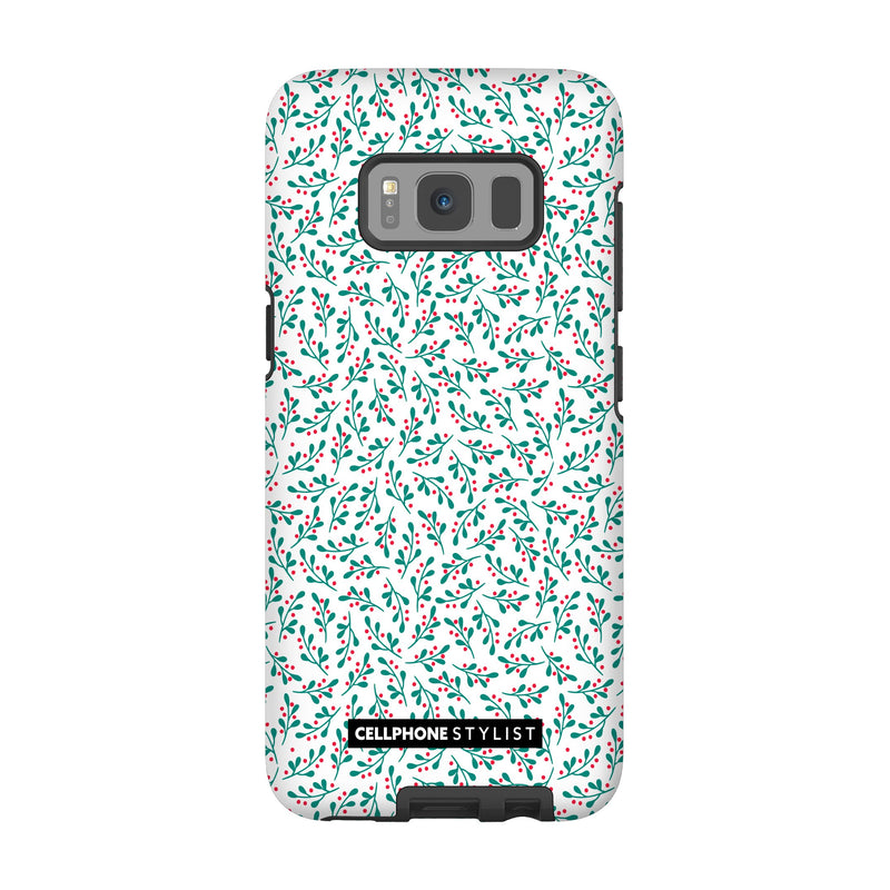Got Mistletoe? (Galaxy) - Phone Case Galaxy S8 Tough Matte - Cellphone Stylist