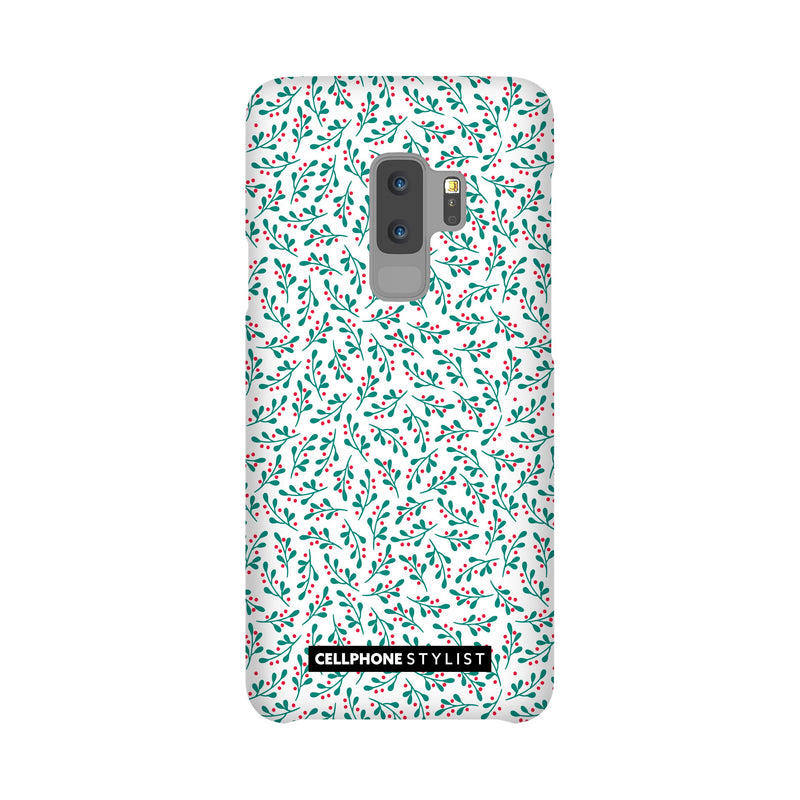 Got Mistletoe? (Galaxy) - Phone Case Galaxy S9 Plus Snap Matte - Cellphone Stylist