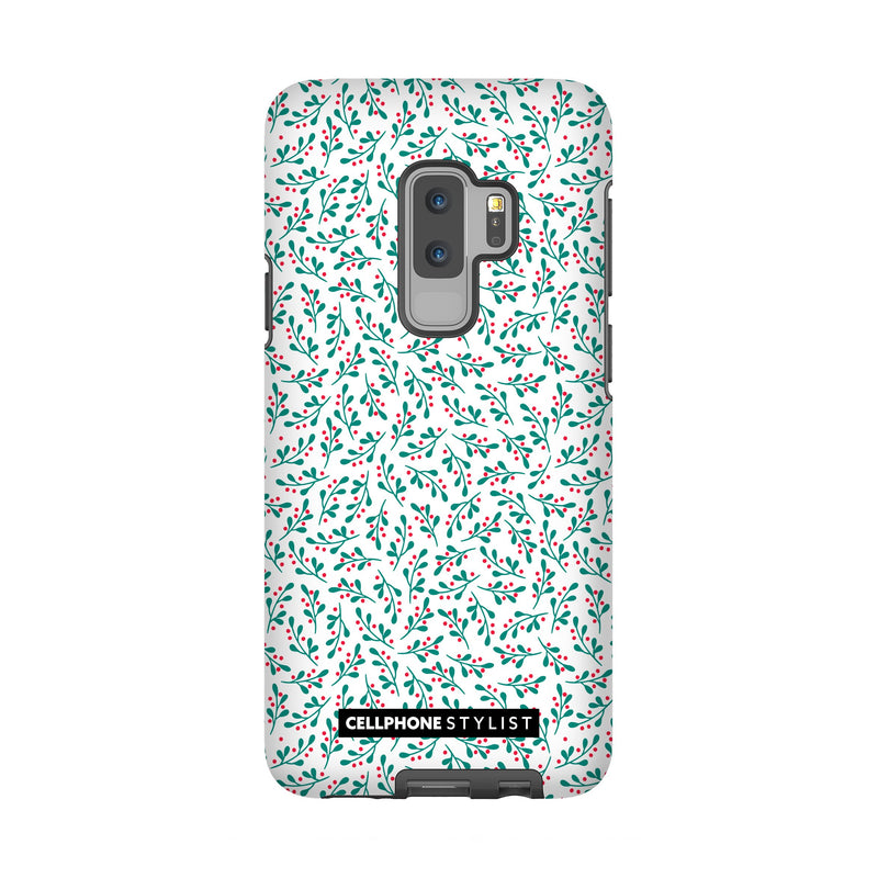 Got Mistletoe? (Galaxy) - Phone Case Galaxy S9 Plus Tough Matte - Cellphone Stylist
