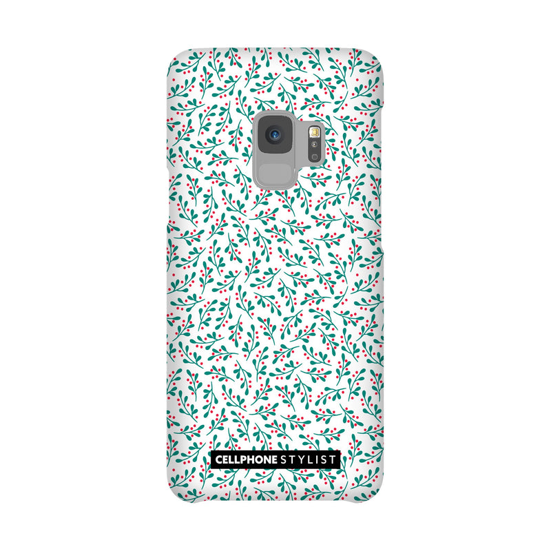 Got Mistletoe? (Galaxy) - Phone Case Galaxy S9 Snap Matte - Cellphone Stylist