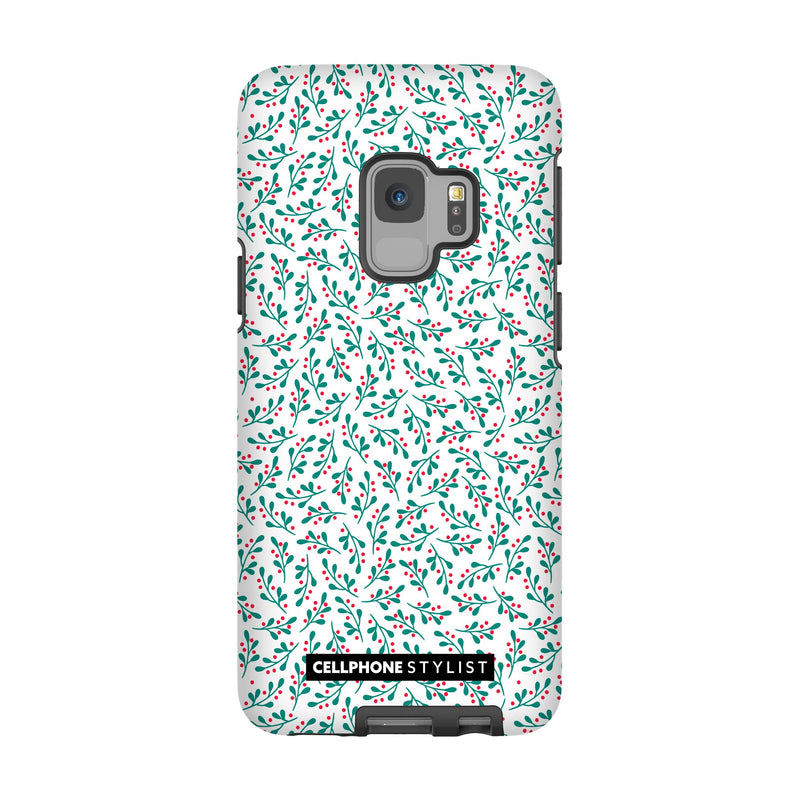Got Mistletoe? (Galaxy) - Phone Case Galaxy S9 Tough Gloss - Cellphone Stylist