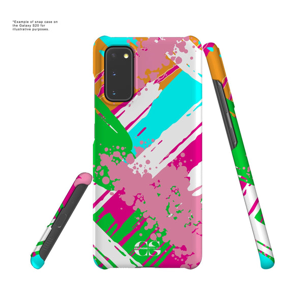 Graffiti Vibes - Bright (Galaxy) - Phone Case - Cellphone Stylist