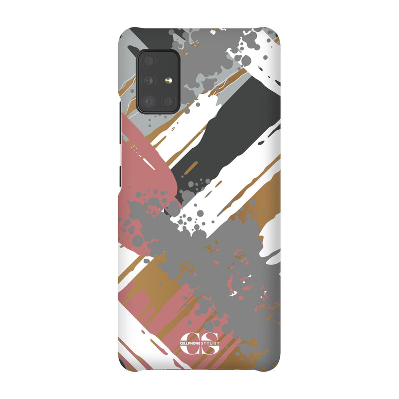 Graffiti Vibes - Chill (Galaxy) - Phone Case Galaxy A51 5G Snap Matte - Cellphone Stylist