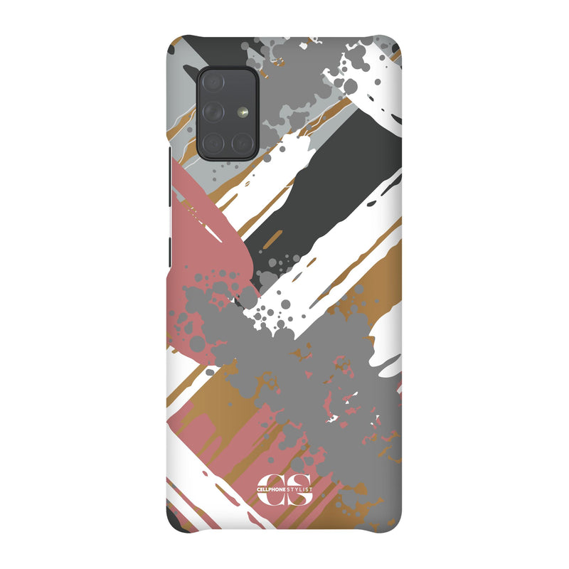 Graffiti Vibes - Chill (Galaxy) - Phone Case Galaxy A71 5G Snap Gloss - Cellphone Stylist