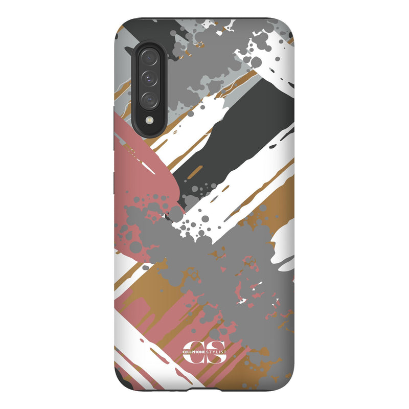 Graffiti Vibes - Chill (Galaxy) - Phone Case Galaxy A90 5G Tough Matte - Cellphone Stylist
