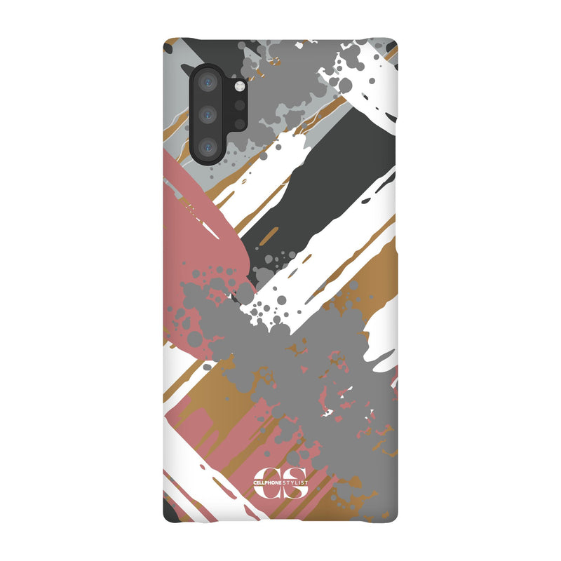 Graffiti Vibes - Chill (Galaxy) - Phone Case Galaxy Note 10 Plus Snap Gloss - Cellphone Stylist