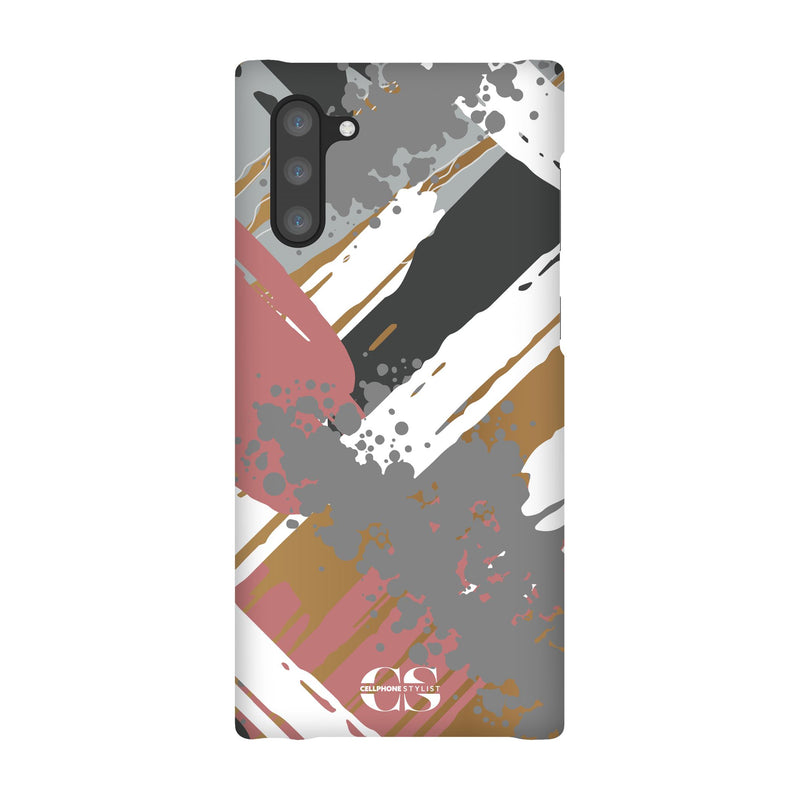 Graffiti Vibes - Chill (Galaxy) - Phone Case Galaxy Note 10 Snap Gloss - Cellphone Stylist