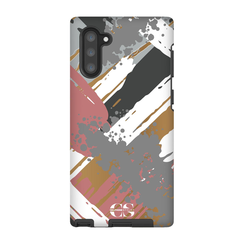 Graffiti Vibes - Chill (Galaxy) - Phone Case Galaxy Note 10 Tough Matte - Cellphone Stylist