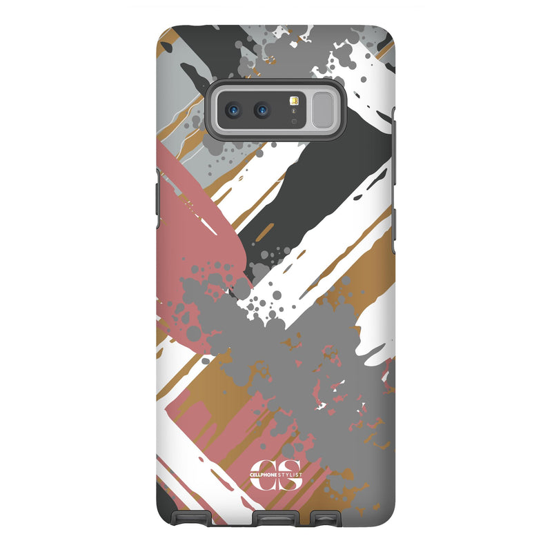 Graffiti Vibes - Chill (Galaxy) - Phone Case Galaxy Note 8 Tough Matte - Cellphone Stylist