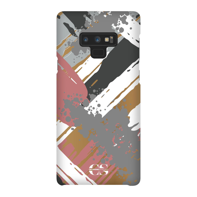 Graffiti Vibes - Chill (Galaxy) - Phone Case Galaxy Note 9 Snap Gloss - Cellphone Stylist