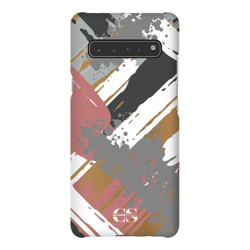 Graffiti Vibes - Chill (Galaxy) - Phone Case Galaxy S10 5G Snap Matte - Cellphone Stylist