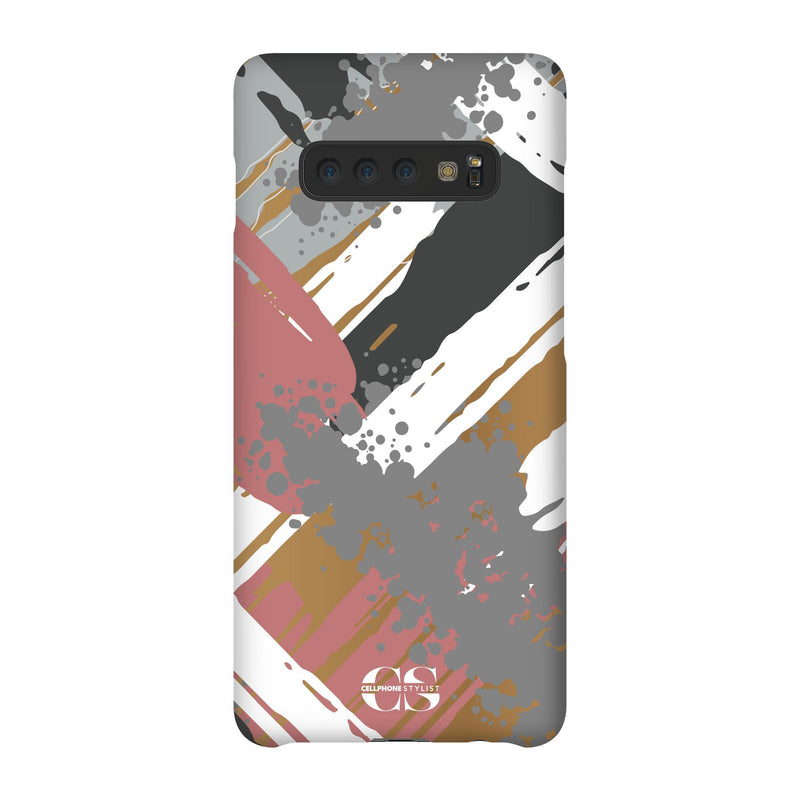 Graffiti Vibes - Chill (Galaxy) - Phone Case Galaxy S10 Plus Snap Matte - Cellphone Stylist