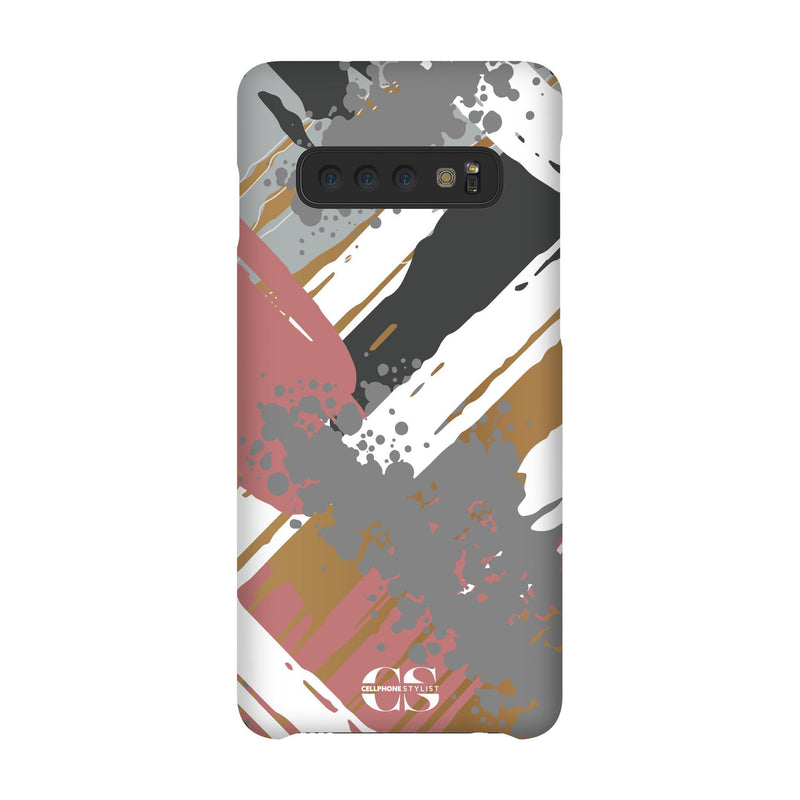 Graffiti Vibes - Chill (Galaxy) - Phone Case Galaxy S10 Snap Gloss - Cellphone Stylist