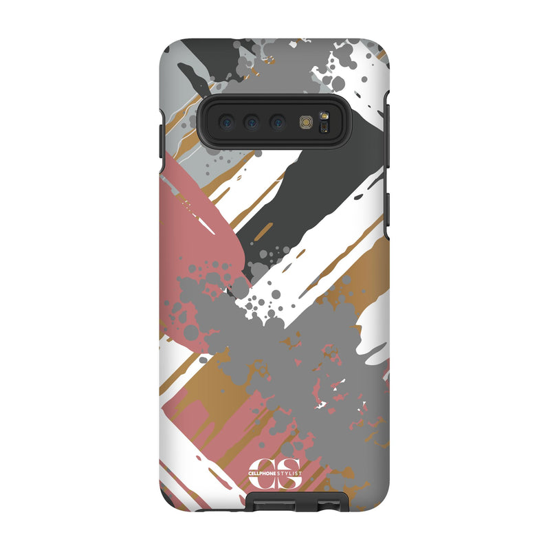 Graffiti Vibes - Chill (Galaxy) - Phone Case Galaxy S10 Tough Matte - Cellphone Stylist