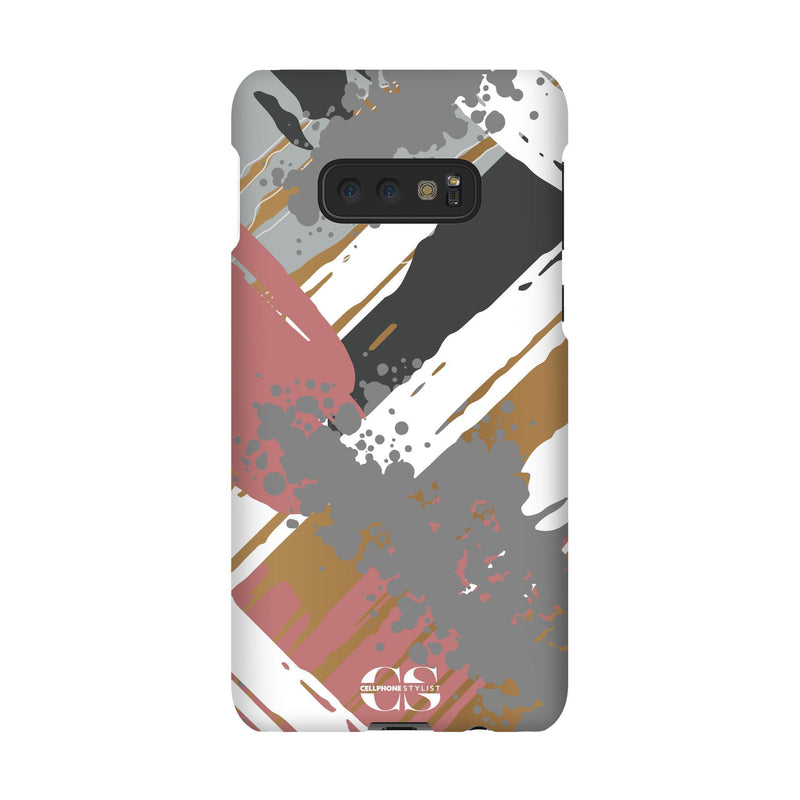 Graffiti Vibes - Chill (Galaxy) - Phone Case Galaxy S10E Snap Gloss - Cellphone Stylist