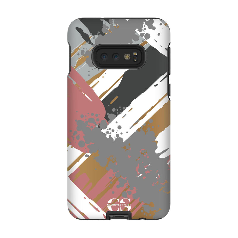 Graffiti Vibes - Chill (Galaxy) - Phone Case Galaxy S10E Tough Matte - Cellphone Stylist