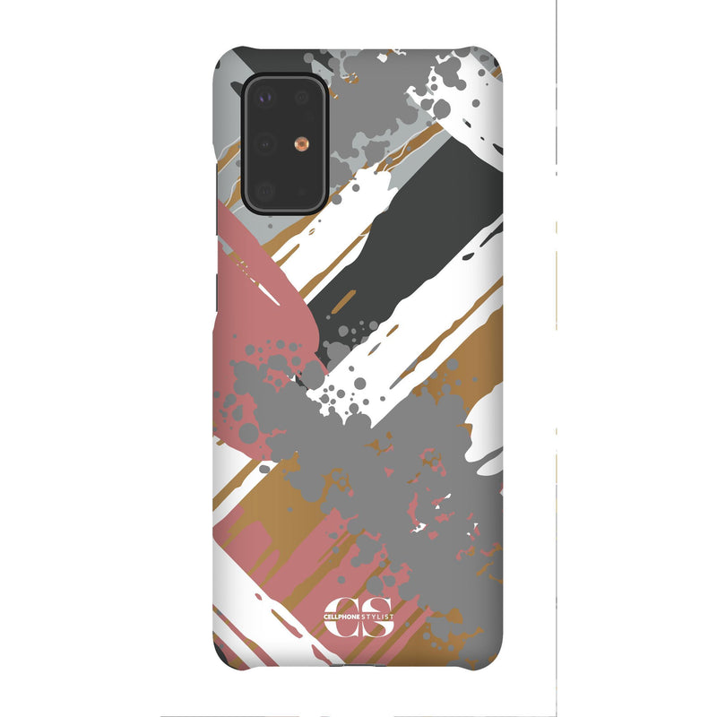 Graffiti Vibes - Chill (Galaxy) - Phone Case Galaxy S20 Plus Snap Gloss - Cellphone Stylist