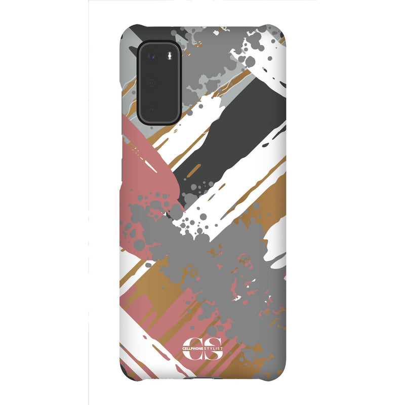 Graffiti Vibes - Chill (Galaxy) - Phone Case Galaxy S20 Snap Matte - Cellphone Stylist