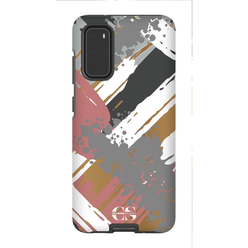 Graffiti Vibes - Chill (Galaxy) - Phone Case Galaxy S20 Tough Matte - Cellphone Stylist