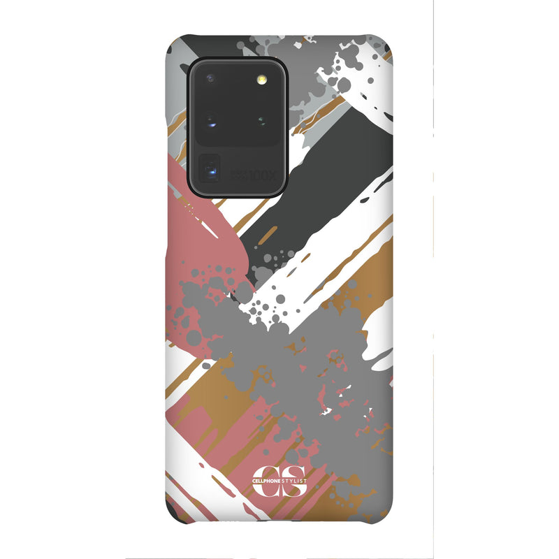 Graffiti Vibes - Chill (Galaxy) - Phone Case Galaxy S20 Ultra Snap Gloss - Cellphone Stylist