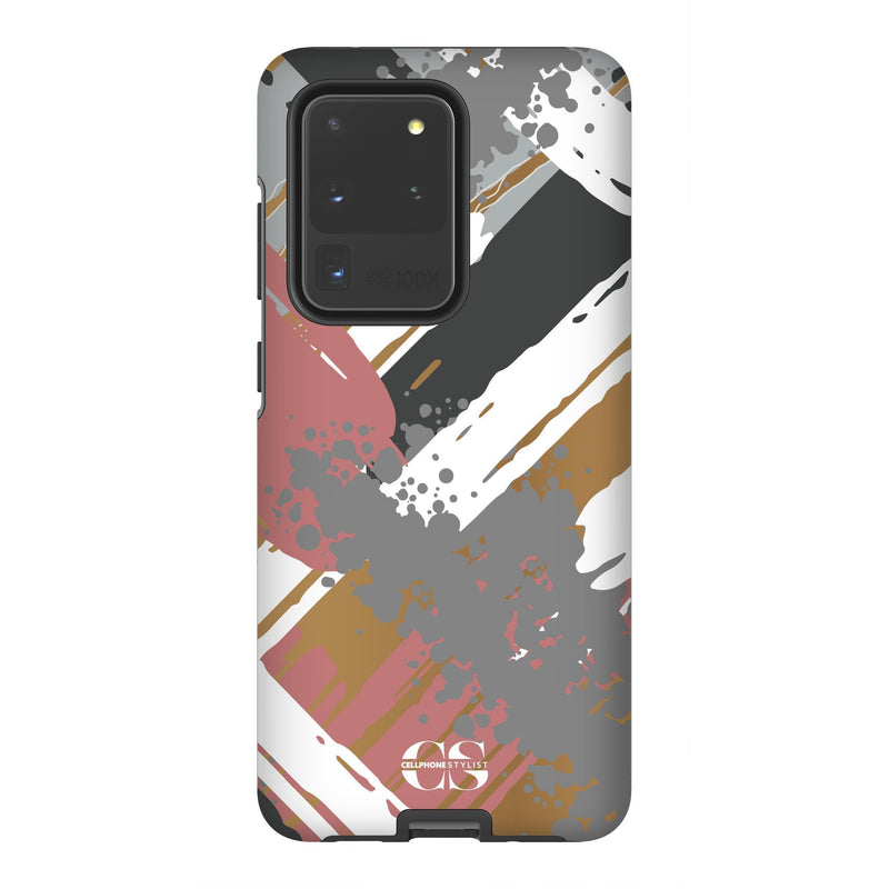 Graffiti Vibes - Chill (Galaxy) - Phone Case Galaxy S20 Ultra Tough Matte - Cellphone Stylist