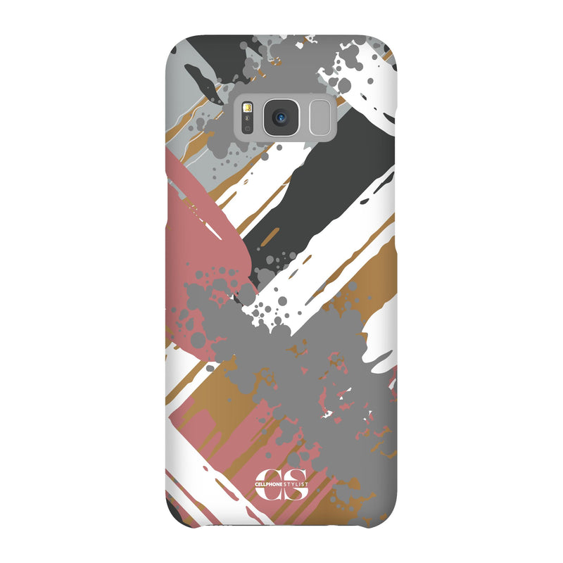 Graffiti Vibes - Chill (Galaxy) - Phone Case Galaxy S8 Plus Snap Matte - Cellphone Stylist