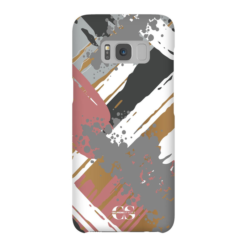 Graffiti Vibes - Chill (Galaxy) - Phone Case Galaxy S8 Snap Matte - Cellphone Stylist