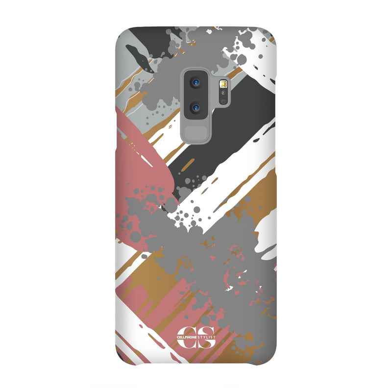 Graffiti Vibes - Chill (Galaxy) - Phone Case Galaxy S9 Plus Snap Matte - Cellphone Stylist