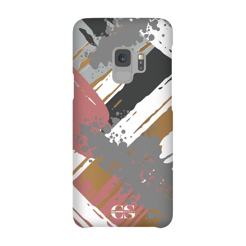 Graffiti Vibes - Chill (Galaxy) - Phone Case Galaxy S9 Snap Gloss - Cellphone Stylist