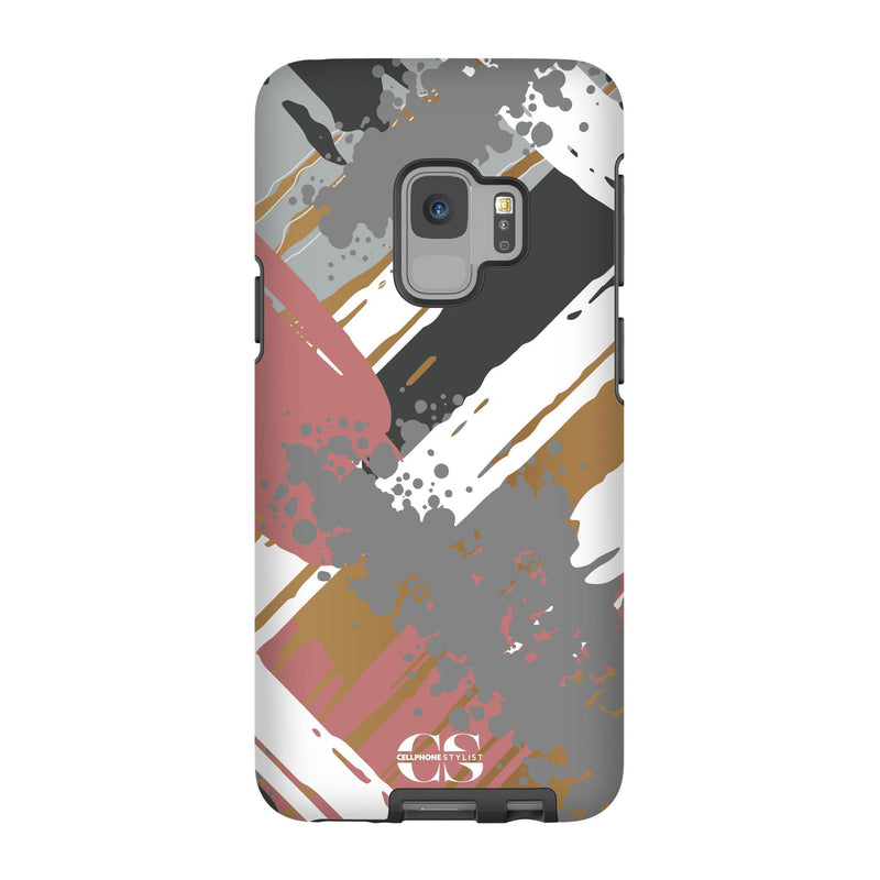 Graffiti Vibes - Chill (Galaxy) - Phone Case Galaxy S9 Tough Matte - Cellphone Stylist
