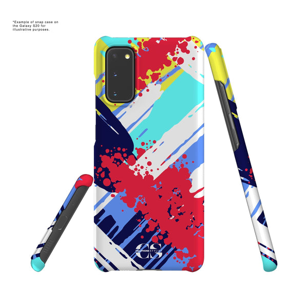 Graffiti Vibes - Vibrant (Galaxy) - Phone Case - Cellphone Stylist