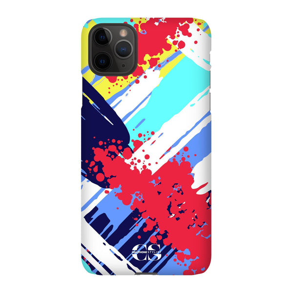 Graffiti Vibes - Vibrant (iPhone) - Phone Case - Cellphone Stylist