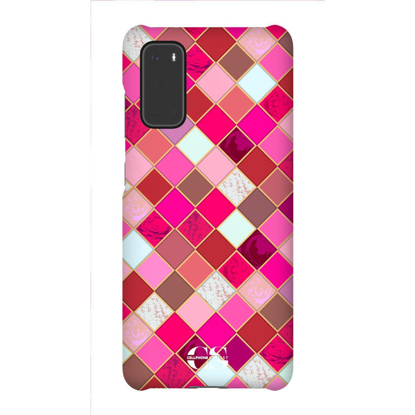 Lipstick Mosaic (Galaxy) - Phone Case - Cellphone Stylist