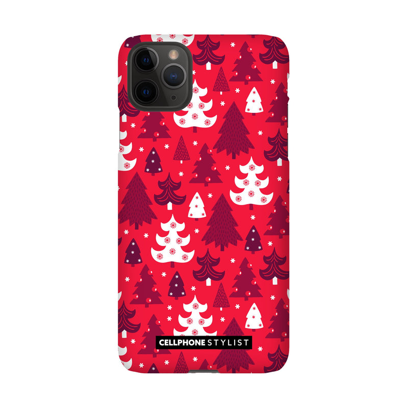 Oh Tannenbaum! (iPhone) - Phone Case iPhone 11 Pro Max Snap Matte - Cellphone Stylist