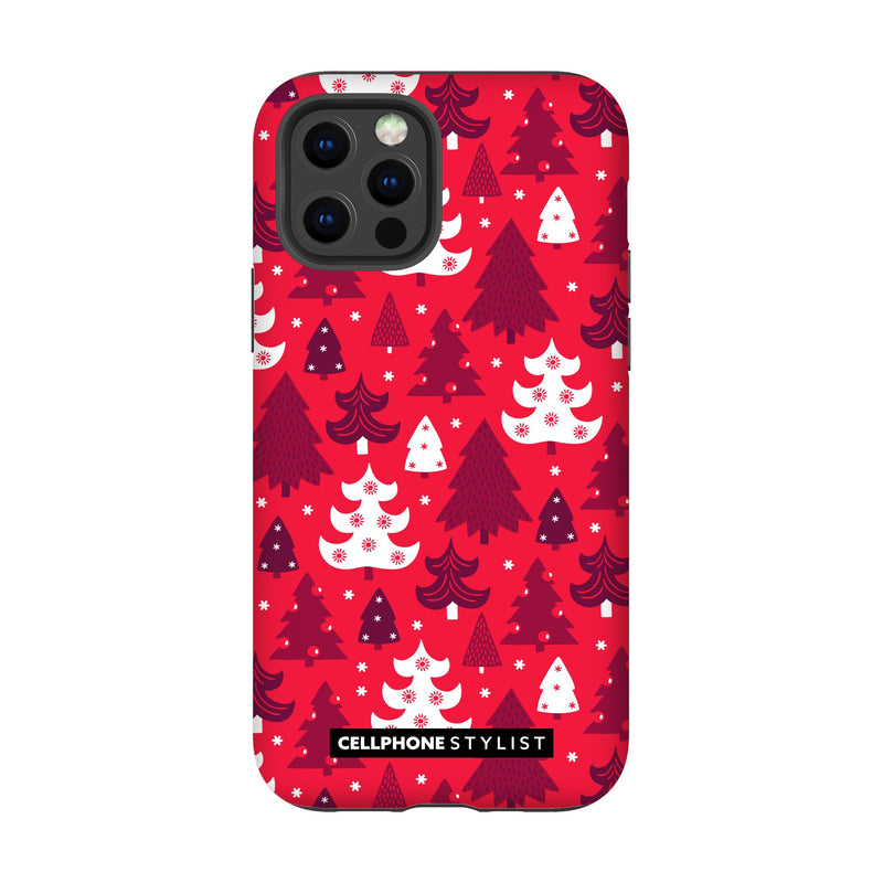 Oh Tannenbaum! (iPhone) - Phone Case iPhone 12 Pro Tough Gloss - Cellphone Stylist