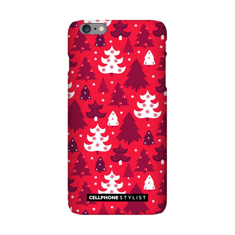Oh Tannenbaum! (iPhone) - Phone Case iPhone 6 Pro Snap Matte - Cellphone Stylist