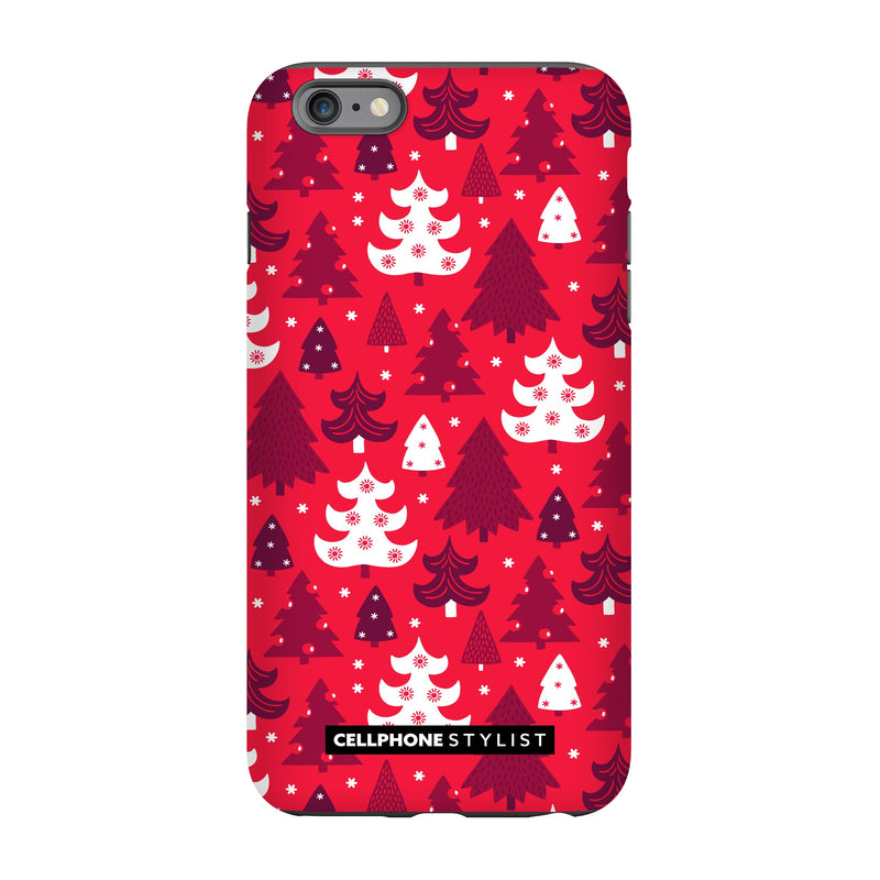 Oh Tannenbaum! (iPhone) - Phone Case iPhone 6 Pro Tough Gloss - Cellphone Stylist