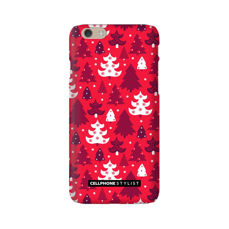 Oh Tannenbaum! (iPhone) - Phone Case iPhone 6 Snap Matte - Cellphone Stylist