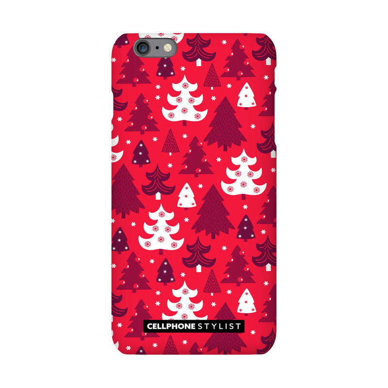Oh Tannenbaum! (iPhone) - Phone Case iPhone 6S Pro Snap Matte - Cellphone Stylist