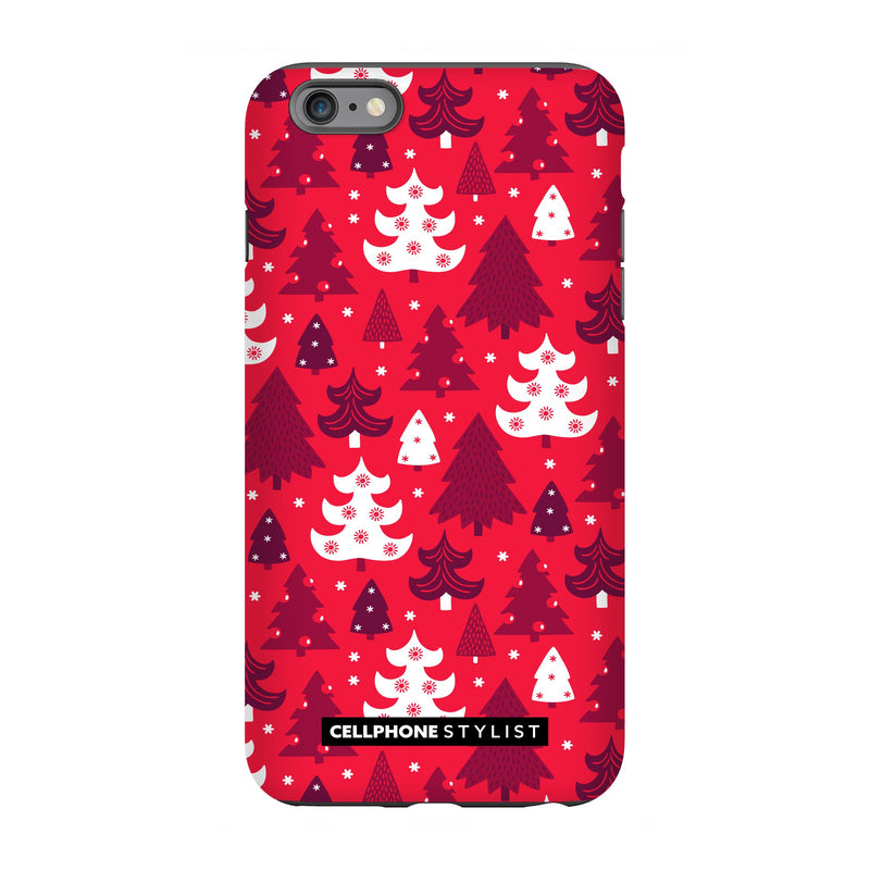 Oh Tannenbaum! (iPhone) - Phone Case iPhone 6S Pro Tough Gloss - Cellphone Stylist