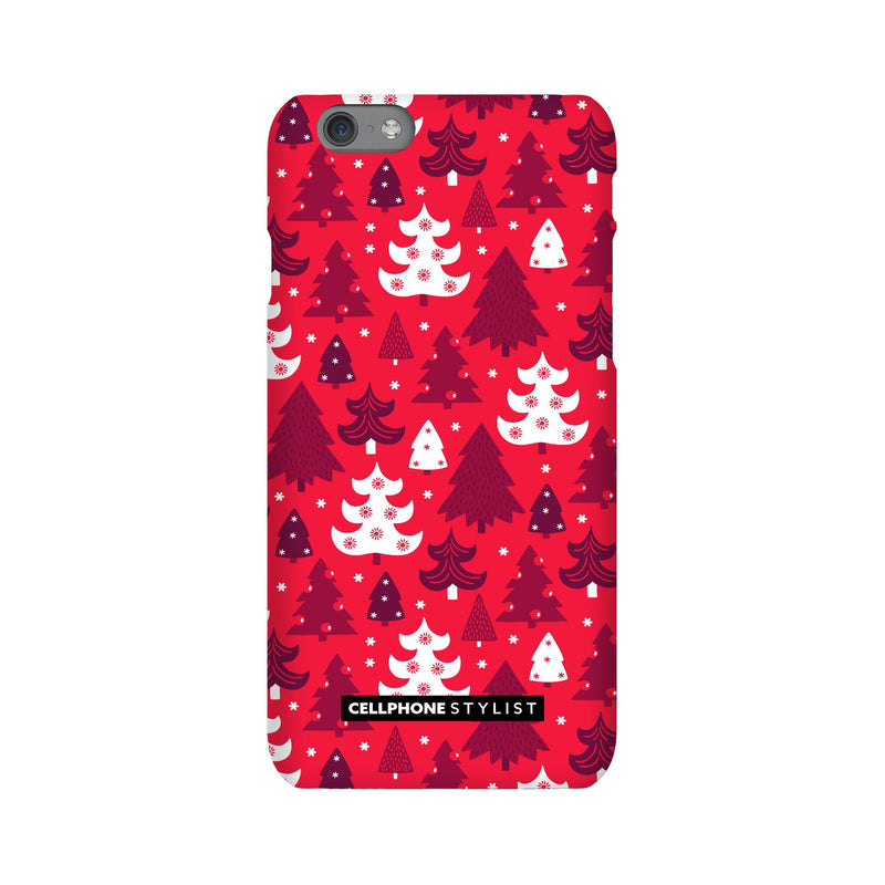 Oh Tannenbaum! (iPhone) - Phone Case iPhone 6S Snap Matte - Cellphone Stylist