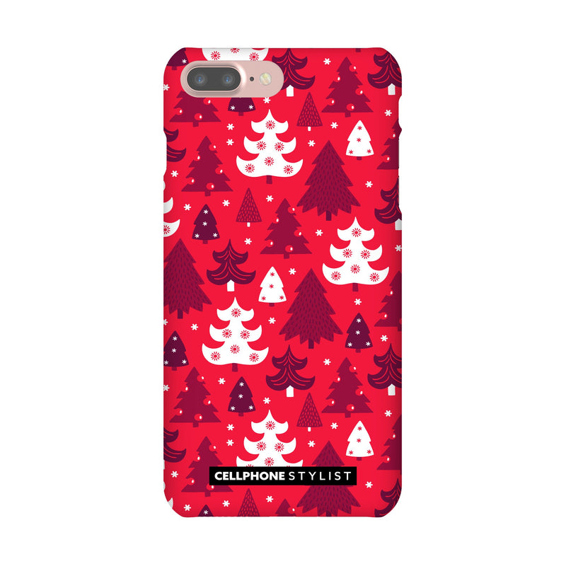 Oh Tannenbaum! (iPhone) - Phone Case iPhone 7 Pro Snap Matte - Cellphone Stylist