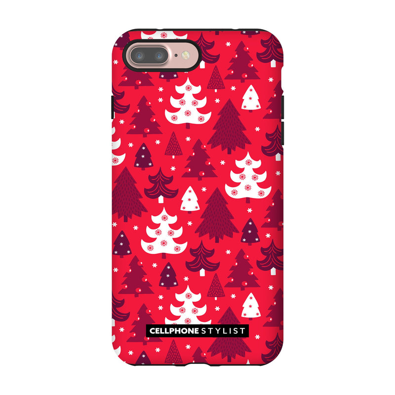 Oh Tannenbaum! (iPhone) - Phone Case iPhone 7 Pro Tough Gloss - Cellphone Stylist